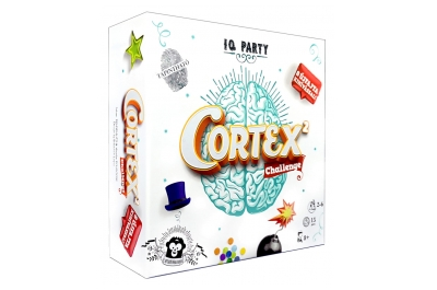 Cortex 2 Challenge - IQ Party